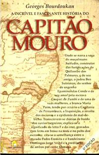 Livro Capitão Mouro