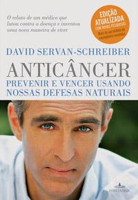 Livro Anticâncer