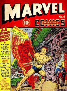 Timely Comics Marvel