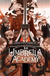 Dark Horse | Umbrella Academy