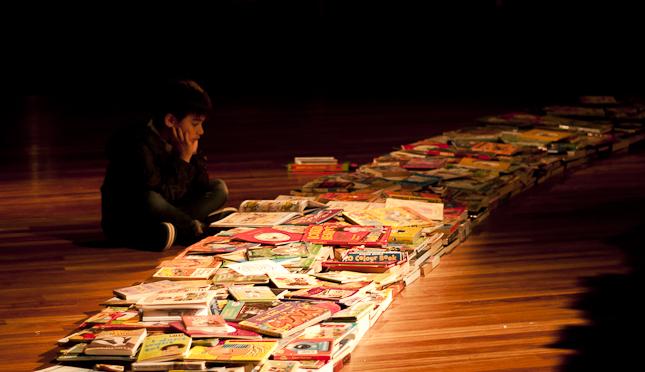 Labirinto de Livros - Olimpíadas de 2012