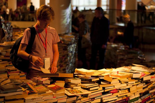 Labirinto de Livros - Londres 2012