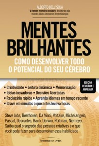 Mentes Brilhantes - Livro de Alberto Dell Isola