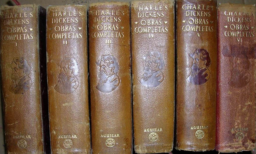 Livros de Charles Dickens