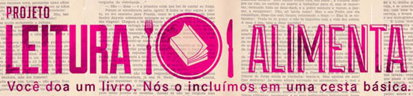 Projeto Leitura Alimenta