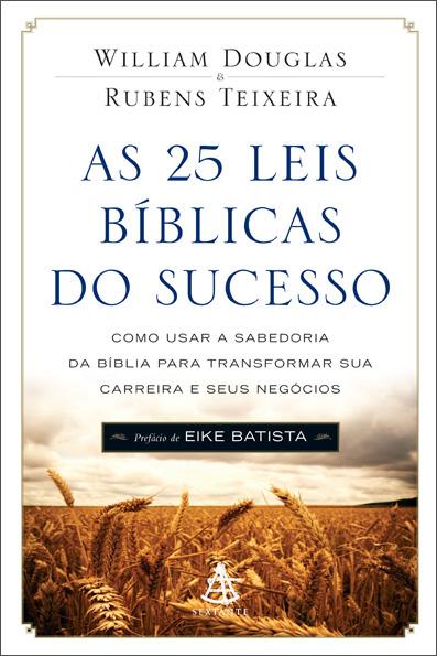 Livro As 25 Leis Bíblicas do Sucesso