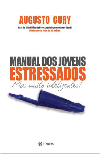 Livro Manual dos Jovens Estressados