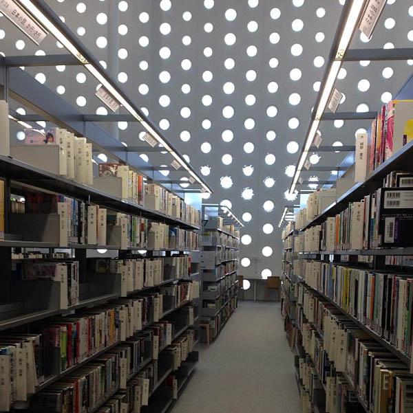 Kanazawa Umimirai Library – Kanazawa – Japão