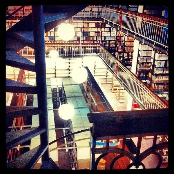 The Royal Danish Library – Copenhagen, Dinamarca