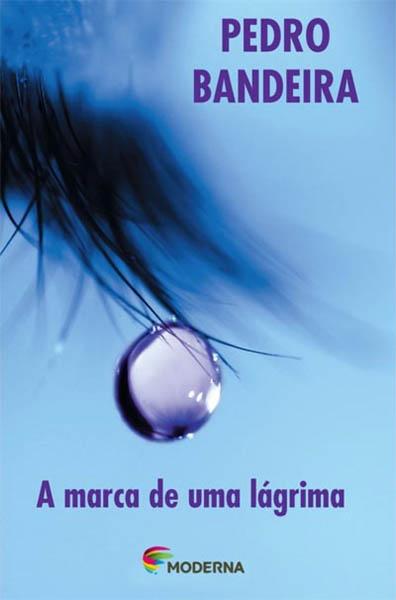 livro A Marca de Uma Lágrima