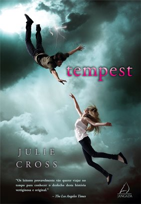 livro Tempest, de Julie Cross