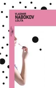 Livro Lolita, de Vladimir Nabokov