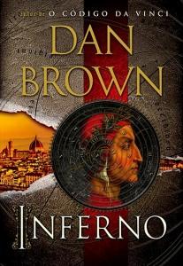 livro Inferno, de Dan Brown