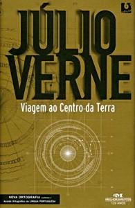 """livro """"Viagem ao Centro da Terra"""", de Júlio Verne"""