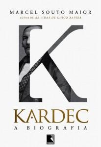 """Livro """"Kardec"""", de Marcel Souto Maior"""