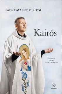 "Livro ""Kairós"", do Padre Marcelo Rossi"