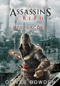 """livro """"Assassin's Creed: Revelações"""""""