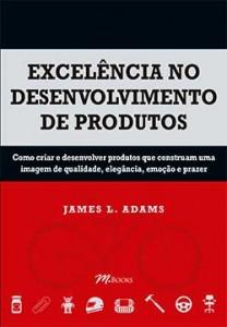 livro Excelência no Desenvolvimento de Produtos